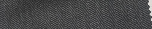 【Hs_pc25】ミディアムグレー9ミリ巾ヘリンボーン