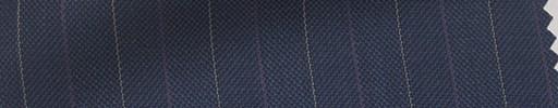 【Hs_pc29】ライトネイビー柄+1.7cm巾パープル・白交互ストライプ
