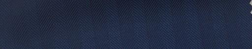 【Hs_pc30】ブルー1cm巾ヘリンボーン