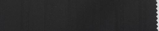 【La_6s003】黒柄+1.6cm巾織りストライプ