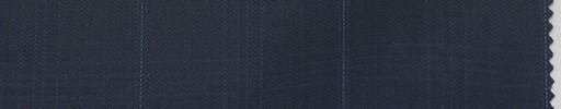 【La_6s006】ライトネイビー地+4.5×4cmブルー・ファンシーオーバーチェック