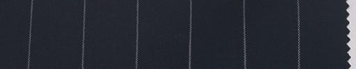 【La_6s010】ネイビー地+1.6cm巾白ストライプ