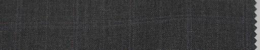 【To_6s008】ミディアムグレー地+3×2.5cmパープル・織りプレイド