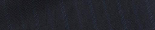 【E_9s260】ダークネイビー+1.7cm巾ブル―交互ストライプ
