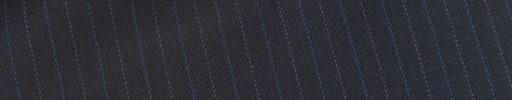 【Ec_0w110】ネイビー+1cm巾ブルー・白交互ストライプ