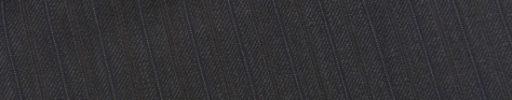 【Ec_0w113】チャコールグレー柄+1cm巾ブラウン・織り交互ストライプ
