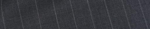 【Ec_0w115】ミディアムグレー+1.4cm巾ストライプ