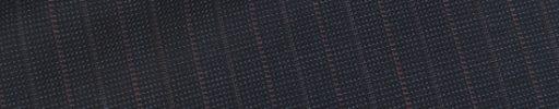 【Ec_0w119】ブルーグレーピンチェック+1.4cm巾赤・グレー交互ストライプ