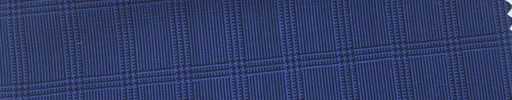 【Ca_6s047】ブルーパープル地ヘアライン+2×1.3cmファンシープレイド