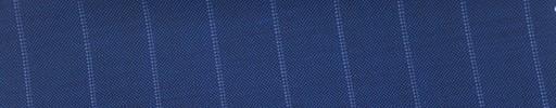 【Ca_6s052】ライトネイビー地+1.4cm巾ドットストライプ