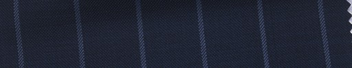 【Ca_6s069】ネイビーシャークスキン+2cm巾ストライプ