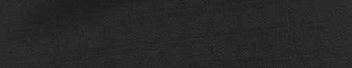 【Ca_6s134】黒地+8ミリ×1.2cmシャドウチェック