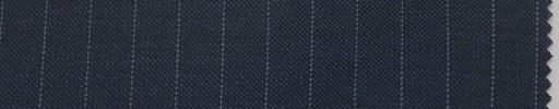 【Ca_6s701】ブルーグレー地+9ミリ巾白ストライプ