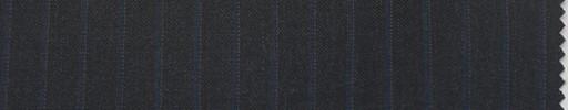 【Ca_6s707】チャコールグレー地+7ミリ巾ブルーストライプ
