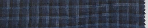 【Ca_6s708】ネイビー+8ミリライトブルー・黒ファンシーチェック