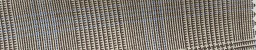 【Hs_cb03】ライトブラウングレンチェック+5.5×4.5cm水色プレイド