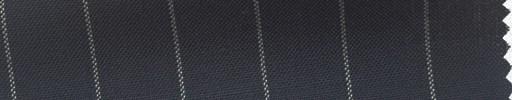 【Hs_cb09】ネイビー地+1.6cm巾白ストライプ
