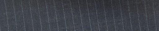 【Hs_cb10】ブルーグレー地+5ミリ巾水色ストライプ