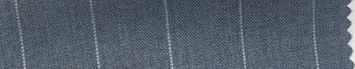 【Hs_cb17】ブルーグレー地+2cm巾ストライプ