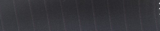 【Hs_cb21】ネイビー地+9ミリ巾エンジ・白ストライプ