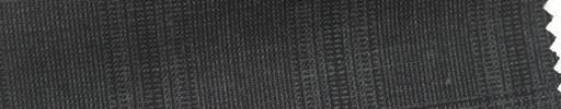 【Hs_cb26】グレー地+4.5×3.5cm黒プレイド