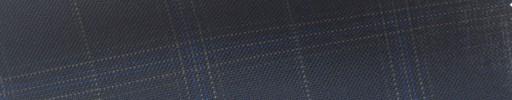 【Hs_cb41】ネイビー地+5.5×4cmブルー・グレープレイド