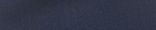 【Mi_co6s02】ライトネイビー地+6ミリ巾ブルー・織りストライプ