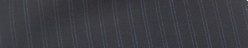 【Mi_co6s07】黒紺地+7ミリ巾ブルーWドットストライプ