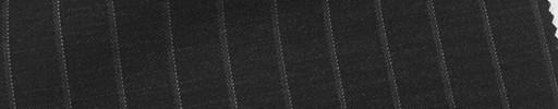 【Mi_co6s13】チャコールグレー地+1.1cm巾ドット・織りストライプ