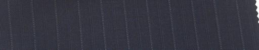 【Mi_co6s32】ライトネイビー地+1.1cm巾ドット・織り交互ストライプ