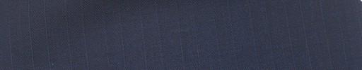【Mi_co6s35】ライトネイビー地+6ミリ巾織り交互ストライプ