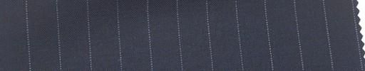 【Mi_co6s46】ライトネイビー地+1.1cm巾ストライプ