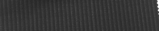 【Mi_co6s50】黒地+3ミリ巾Wドットストライプ