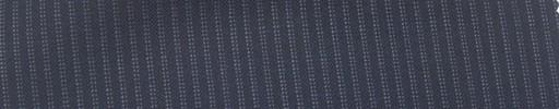 【Mi_co6s51】ライトネイビー地+3ミリ巾Wドットストライプ