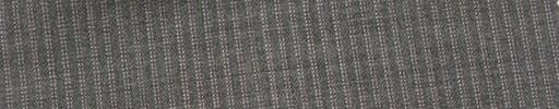 【Mi_co6s52】グレー地+3ミリ巾ライトグレー・ピンクWドットストライプ