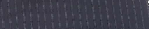 【Mi_co6s69】ライトネイビー地+6ミリ巾Wドットストライプ