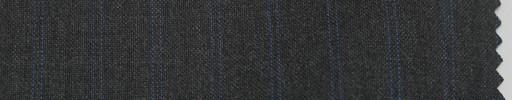 【P_6s02】チャコールグレー地+1.2cm巾パープル・織り交互ストライプ