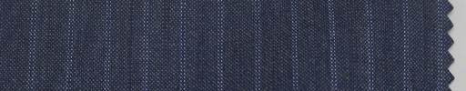 【P_6s04】ライトネイビー地+7ミリ巾ドット・織り交互ストライプ