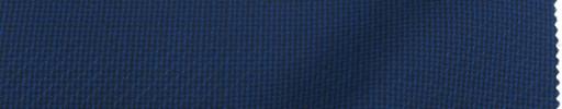 【La_m9s04】ブルー×黒ミニチェック+斜め織りストライプ