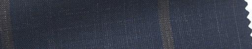 【Ha_Ica02】ダークネイビー+8.5×6.5cmブラウンウィンドウペーン
