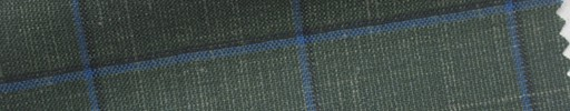 【Ha_Ica23】ダークグリーン+5×4cmブルー・黒ウィンドウペーン