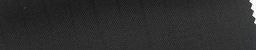 【Sb_6s004】黒地+8ミリ巾織り交互ストライプ