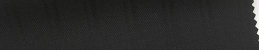 【Sb_6s006】黒地+1.5cm巾織りストライプ
