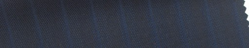 【Sb_6s014】濃紺柄+1cm巾ブルー・織りストライプ