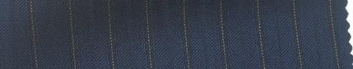 【Cb_6s016】ライトネイビー+1cm巾織り・ドット交互ストライプ