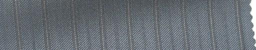 【Cb_6s017】ブルーグレー+1cm巾織り・ドット交互ストライプ