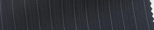 【Cb_6s021】ダークネイビー柄+7ミリ巾白ストライプ