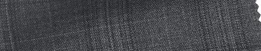 【Cb_6s029】グレー+ファンシーチェック・4.5×4cmライトグレープレイド
