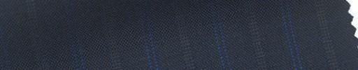 【Cb_6s072】ネイビー+1.7cm巾ブルー・ドット交互ストライプ