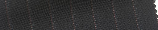 【Cb_6s075】黒+1.2cm巾ピンクストライプ